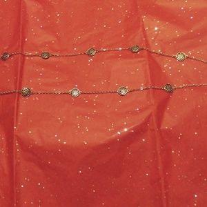 Brighton original silver necklace